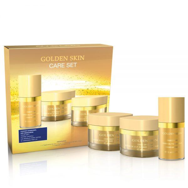 1. Golden Skin Care Set – Karácsonyi csomag (>30 év)