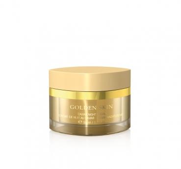 2.2. Golden Skin Arany kaviáros éjszakai krém – 50 ml