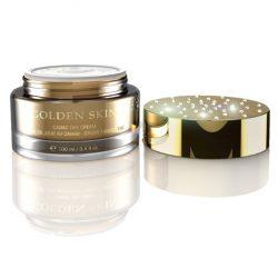 1.4 Golden Skin Arany kaviáros éjszakai krém Swarovsi köves díszdobozban – 100 ml