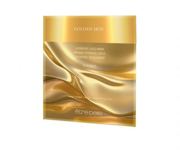 2.9. Golden Skin Arany maszk – 3 db