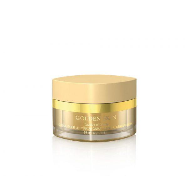 2.7. Golden Skin Kaviáros szemkörnyékápoló krém – 30 ml